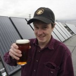 Solar power used to help make beer in Oregon