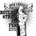 8th Annual Boulder Strong Ale fest 4/30 & 5/1 – 2010