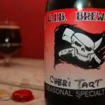 Beer Advent Calendar  Day 20: CIB Cheri Tart presented by J Wilson