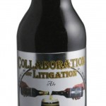 BEER RELEASE: Collaboration Not Litigation Ale