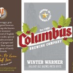 Beer Advent Calendar  Day 13: Columbus Brewing Winter Warmer presented by Lee Movic