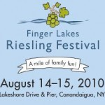 WINE EVENT: 2010 Finger Lakes Riesling Festival‏ (NY)