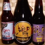 The Dog Flies at Night (or about how we spent an evening drinking Flying Dog beers)
