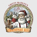 Beer Advent Calendar – Day 25: Grittys Christmas Ale presented by Moms Malt Barley