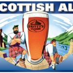Scotch Ale and New packaging from Gritty's