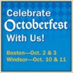 Beer Event – Harpoon Octoberfest is back – 20th year of the celebration