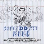 Honey Do Wit – Just in time for Father's Day – Iron Hill Brewery