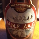 Beer Advent Calendar – Day 26: Jule Ale presented by Huck Fin