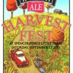 Beer Event: 2011 Ipswich Brewery Harvest Fest 9/17 (MA)