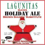 Beer Advent Calendar  Day 9: Lagunitas Sucks Holiday Ale presented by Seacoast Beverage Lab