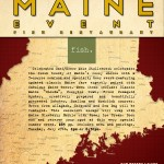 Beer Dinner – The Maine Event (Philadelphia)