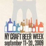 BEER EVENT:  Tickets are on sale for 2009 NYC Craft Beer Week