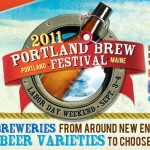 Beer Event:  2011 Portland Brew Festival 9/3 and 9/4  (ME)