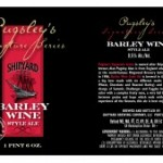 Shipyard Brewing Company's Pugsley's Signature Series to launch with two new products:  Barley Wine and Imperial Porter
