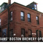 Sam Adams Brewery Open House during American Craft Beer Week (Boston)