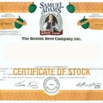 Own a share of Boston Beer Company – Great Gift Idea