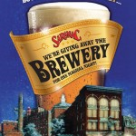 Saranac Golden Ticket – Brewery Give Away