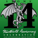 Event Reminder: Stone 14th Anniversary is on Saturday (CA)