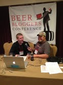 Sean interviews @activebeergeek Benjamin Moore.  Newbies beware! You may be in the hot seat for BBC14.