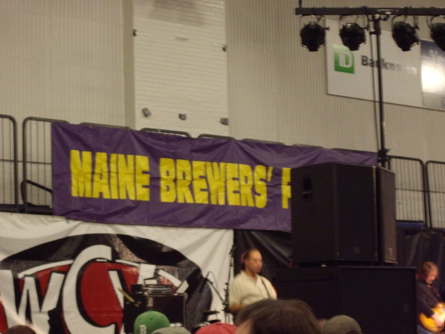 2007 Maine Brewers Fest - The Band