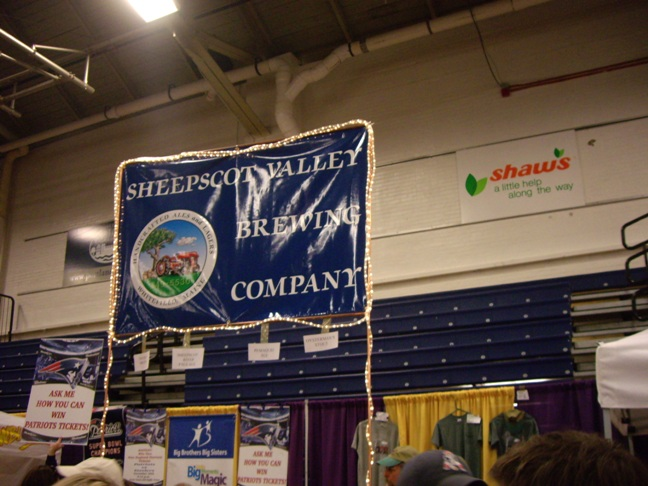 2007 Maine Brewers Fest - Sheepscot Valley Brewing Company
