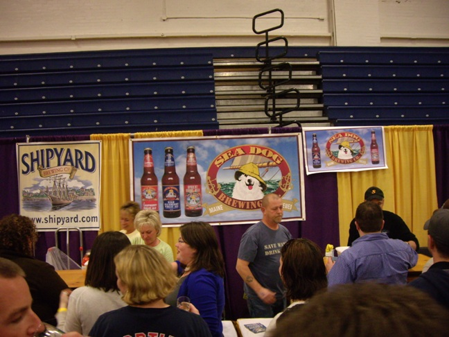 2007 Maine Brewers Fest - Shipyard Brewing Company