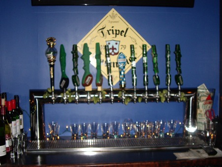 Amesbury Alehouse - Dogfish Head Night - Taps