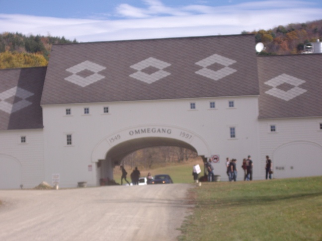 Brewery Trip - Ommegang - New York
