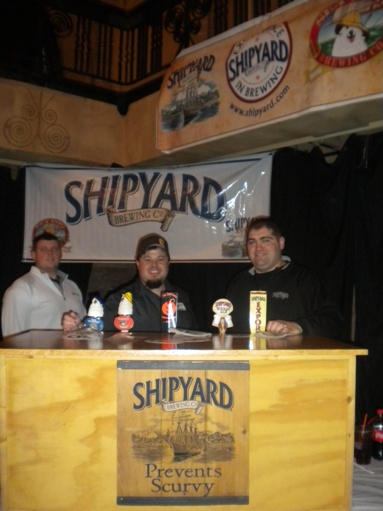 Shipyard - Sean and Jason