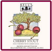 Bells Brewery Cherry Stout