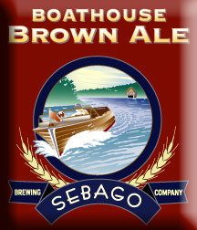Boat House Brown