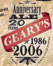 Geary's 20th