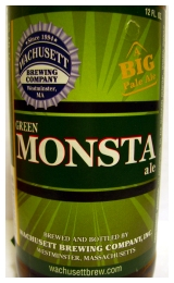 Green Monsta Ale