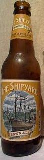 Shipyard Brown Ale