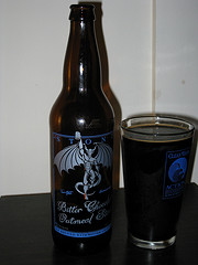 Stone Brewing Companys Bitter Chocolate Oatmeal Stout