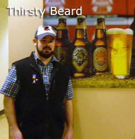 Thirsty Beard